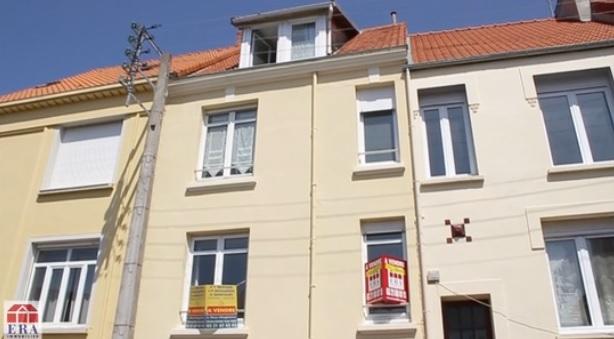 Achat-Vente-Maison-Nord-Pas-De-Calais-PAS DE CALAIS-Boulogne-Sur-Mer