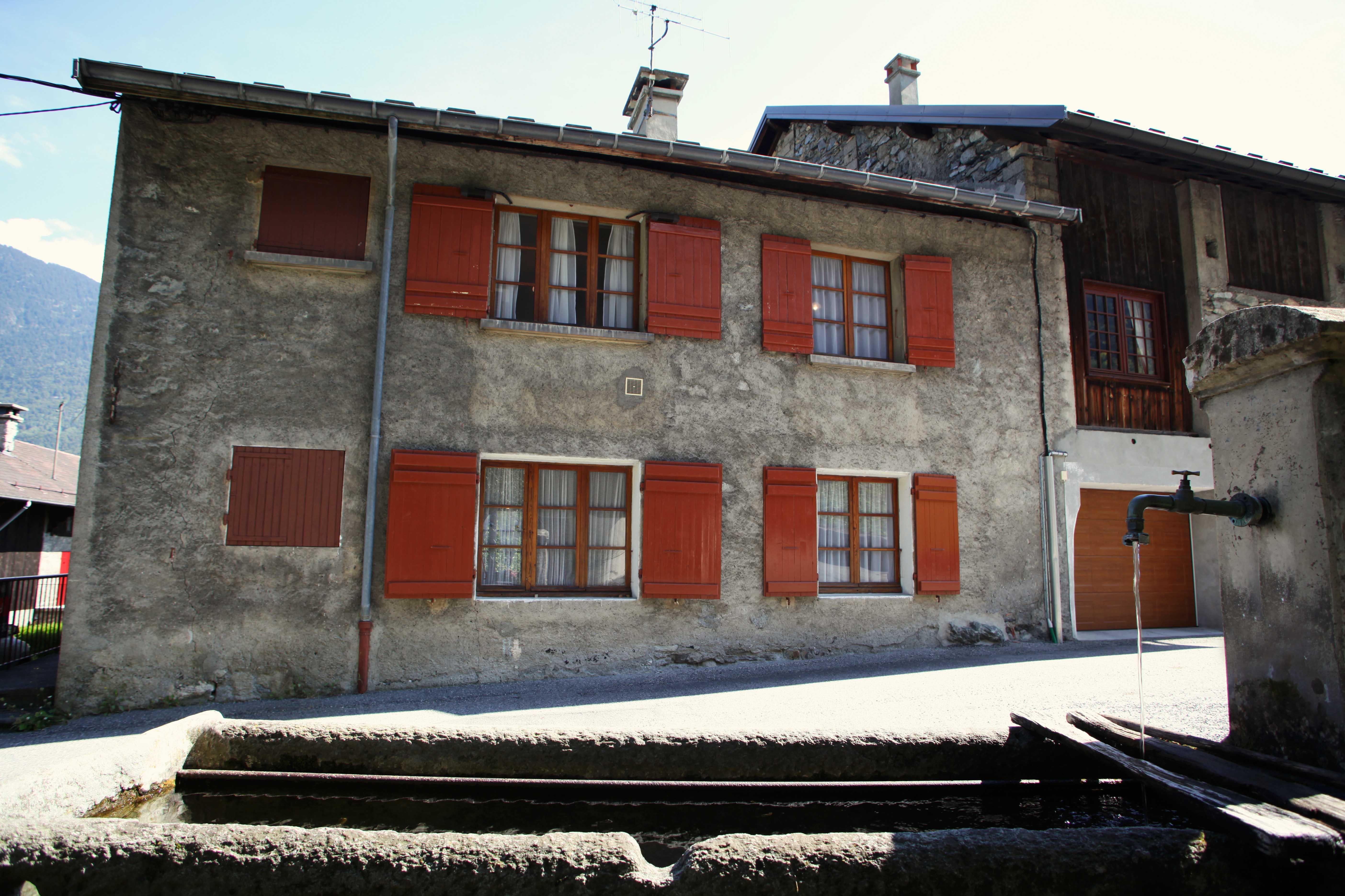 Achat-Vente-4 pièces et +-Rhône-Alpes-SAVOIE-La-Lechere