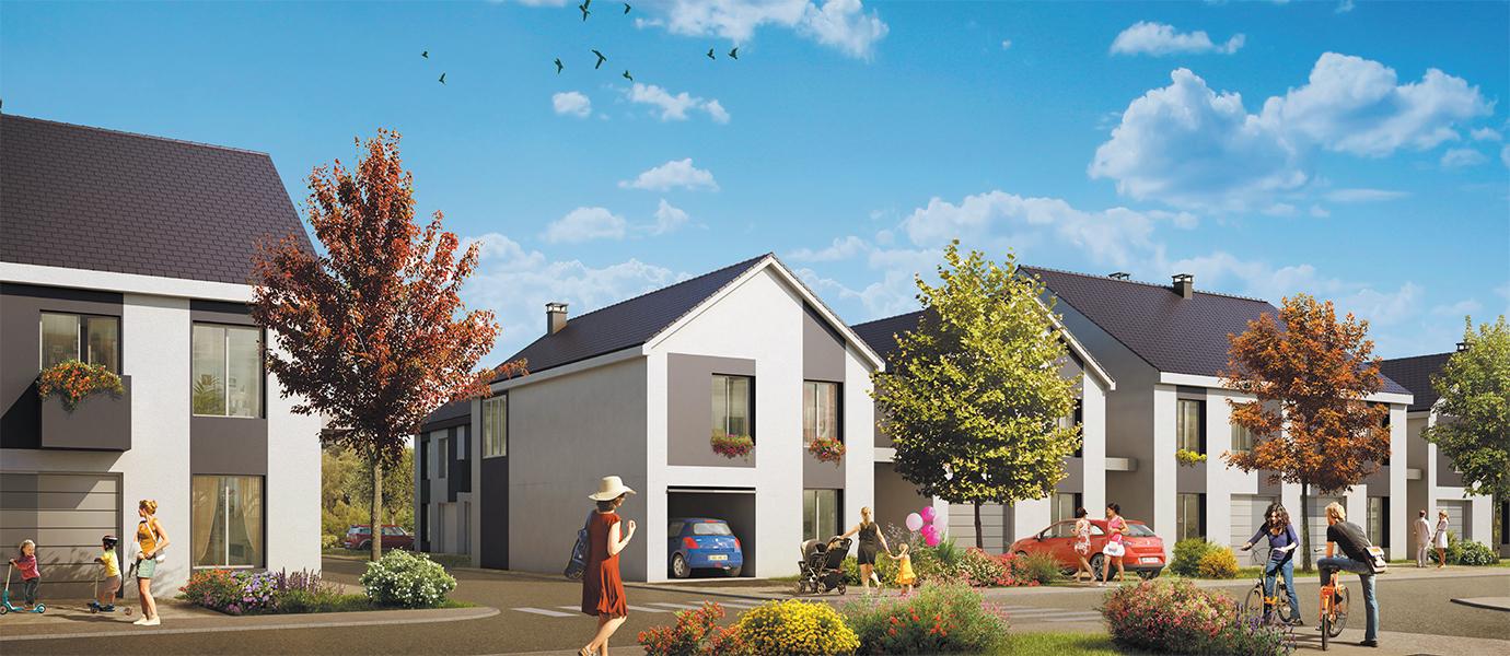 Maison villa vendre pierrelaye 95480 annonces et for Modele maison kaufman broad