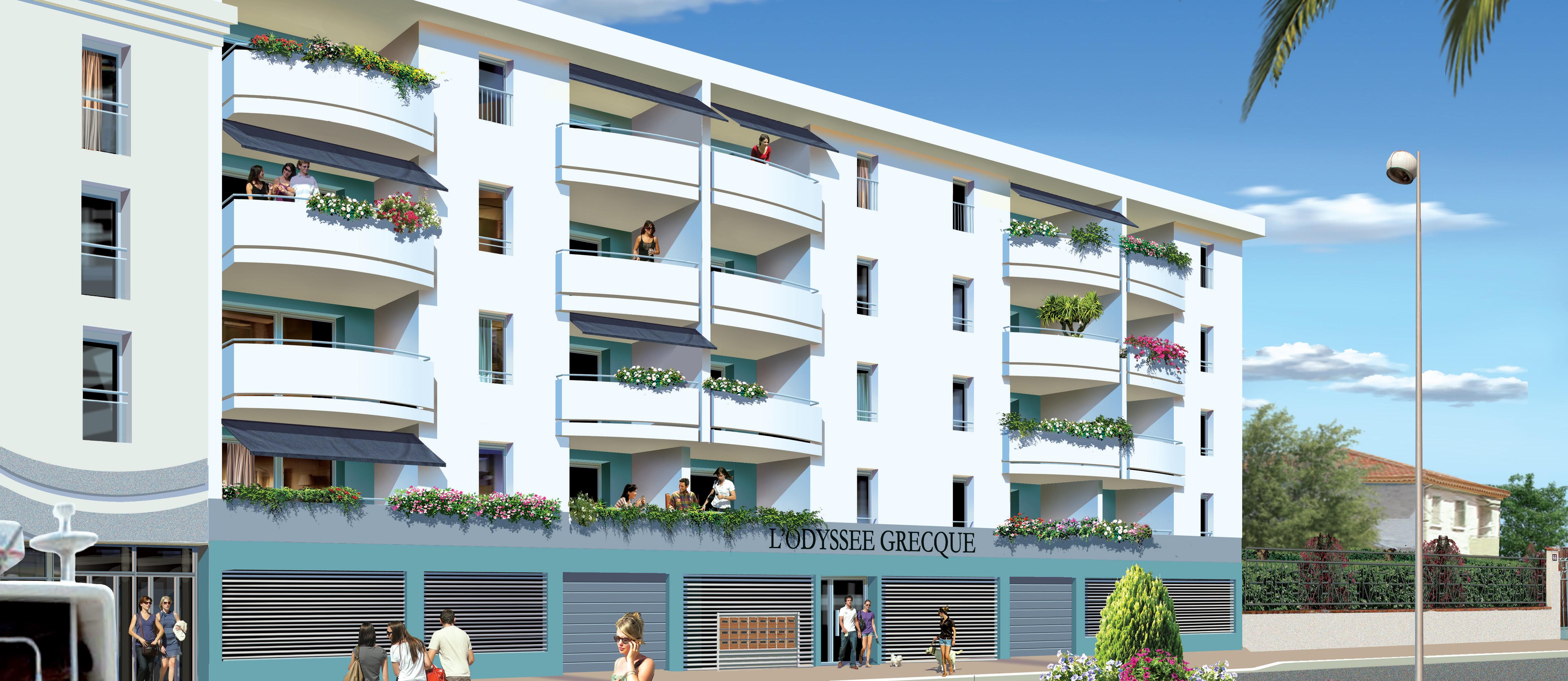 Appartement vendre palavas les flots 34250 for Prix appartement neuf