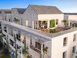 Achat-Vente-3 pièces-Pays-De-La-Loire-LOIRE ATLANTIQUE-Reze
