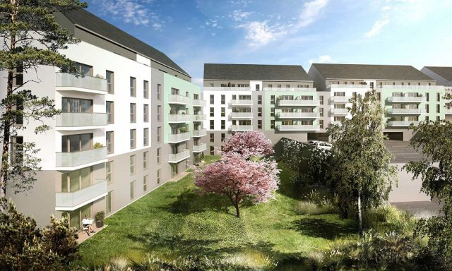 Programme immobilier neuf Les Hauts de Feunteun