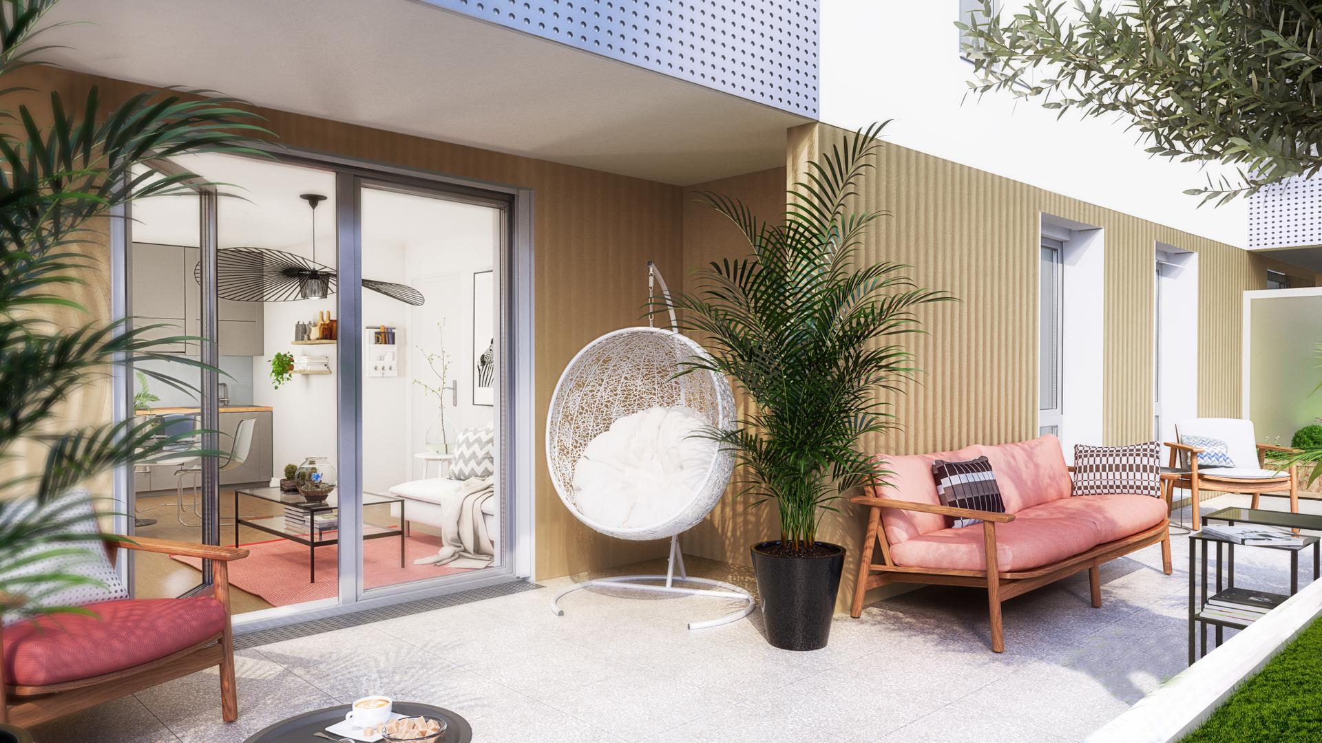 Programme immobilier neuf ESSENTIEL