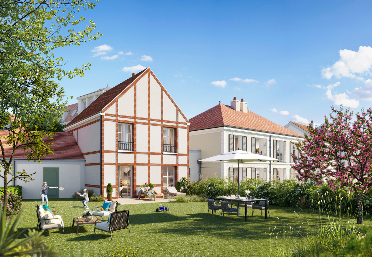 Programme immobilier neuf LE CLOS DUROY