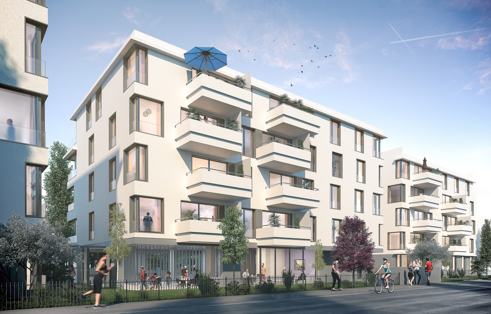 Programme immobilier neuf LE FLORE