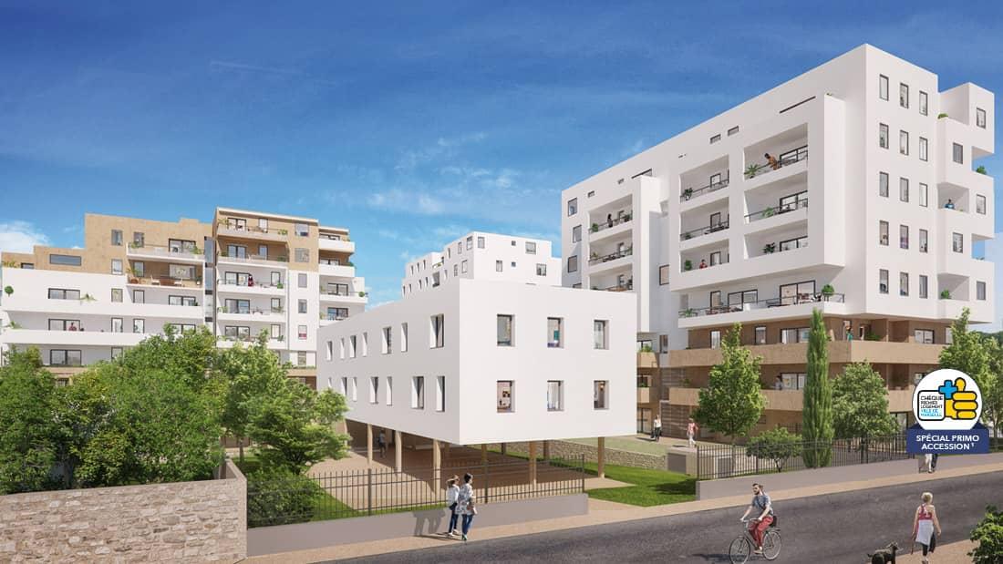Programme immobilier neuf Allure 12ème - Prix Maîtrisés