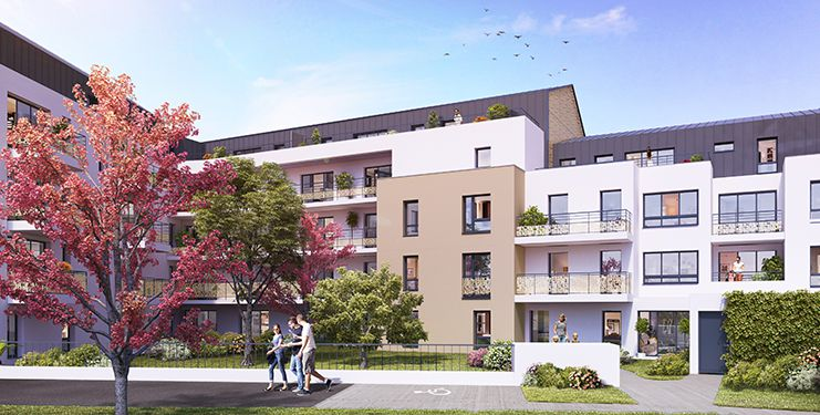 Programme immobilier neuf COURS LAMARTINE