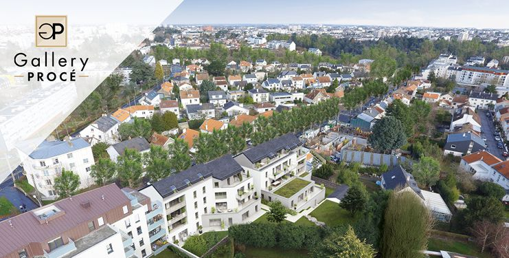 Programme immobilier neuf GALLERY PROCE