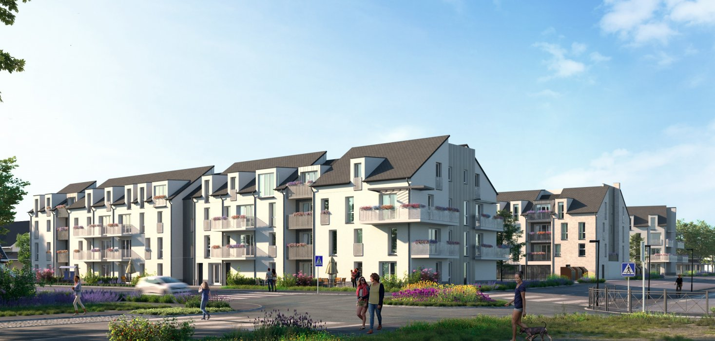 Programme immobilier neuf L'EDENYS
