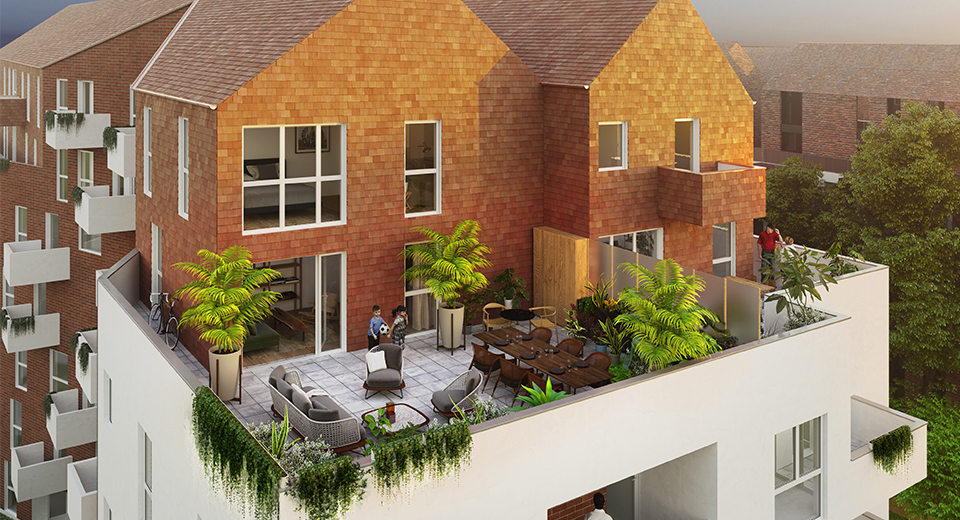 Programme immobilier neuf BEL ATTIK