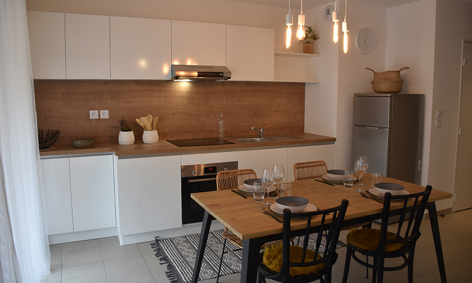 Programme immobilier neuf LODGE GARDEN