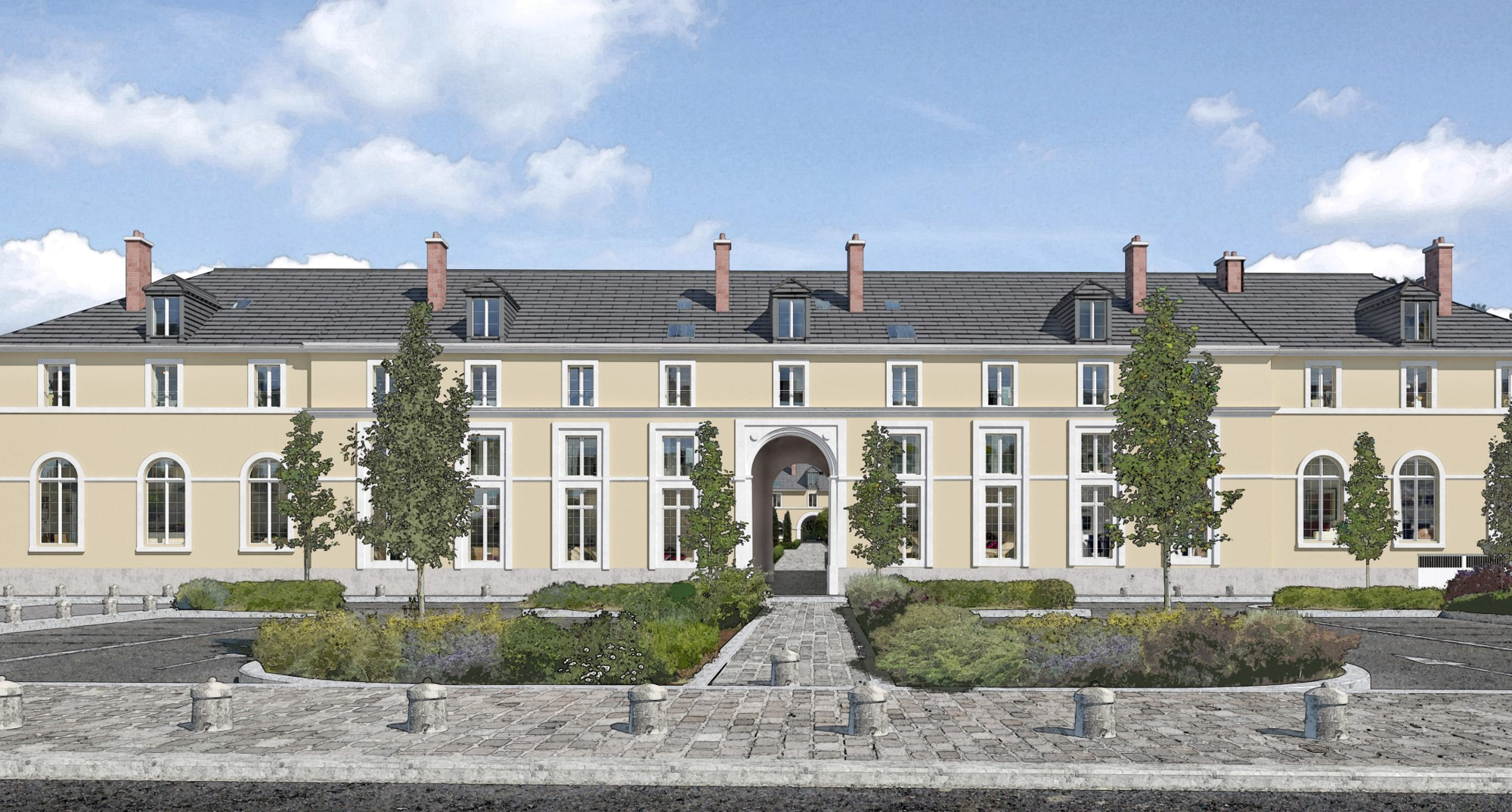 Programme immobilier neuf PASSAGE ROYAL