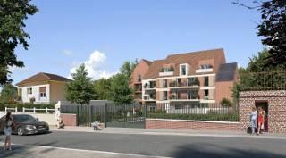 Programme immobilier neuf LE CLOS DE L'HORLOGE