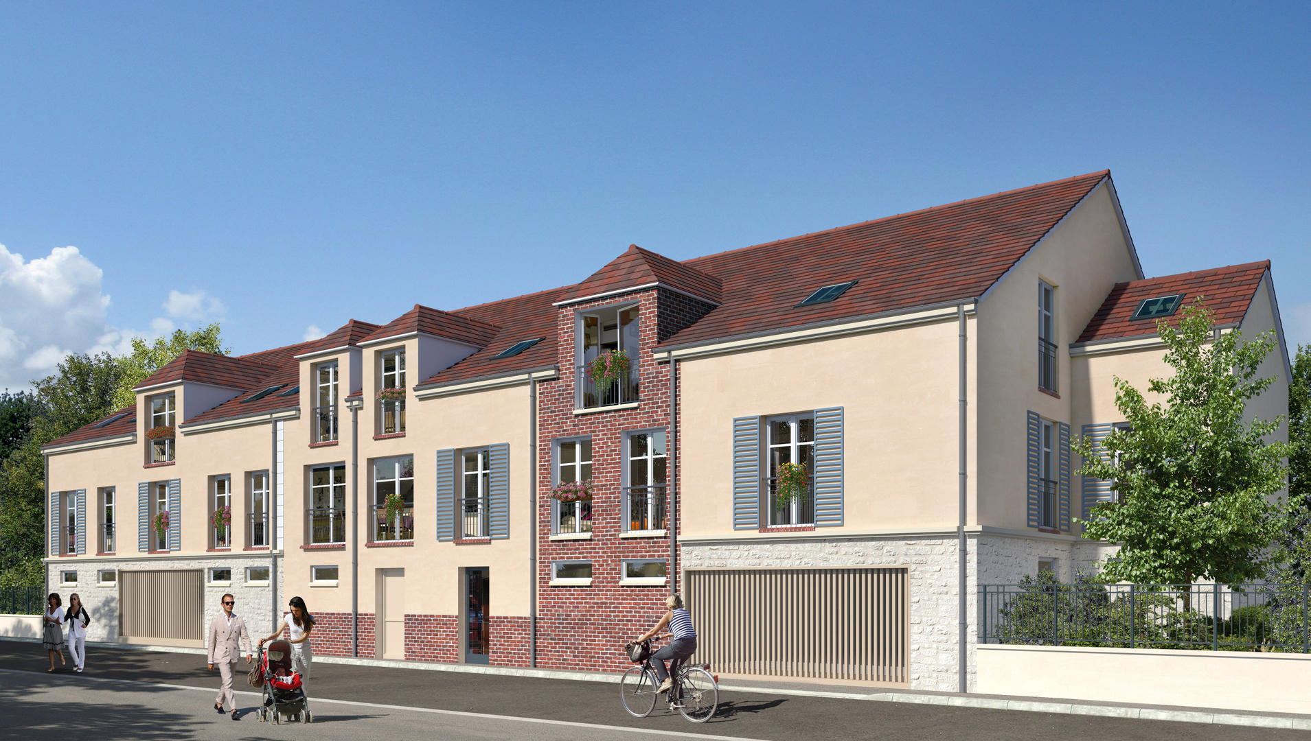Programme immobilier neuf RESIDENCE PAPYRUS