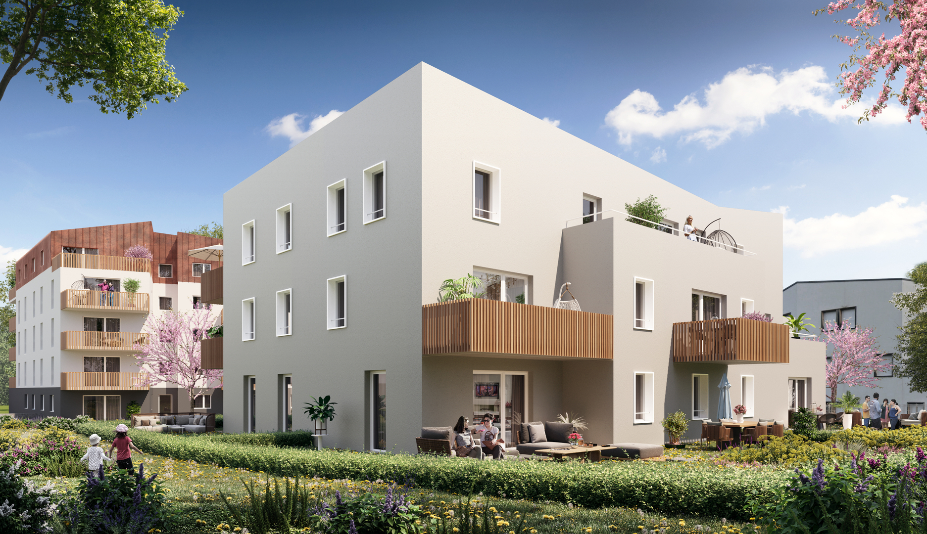 Programme immobilier neuf CAP MARIA