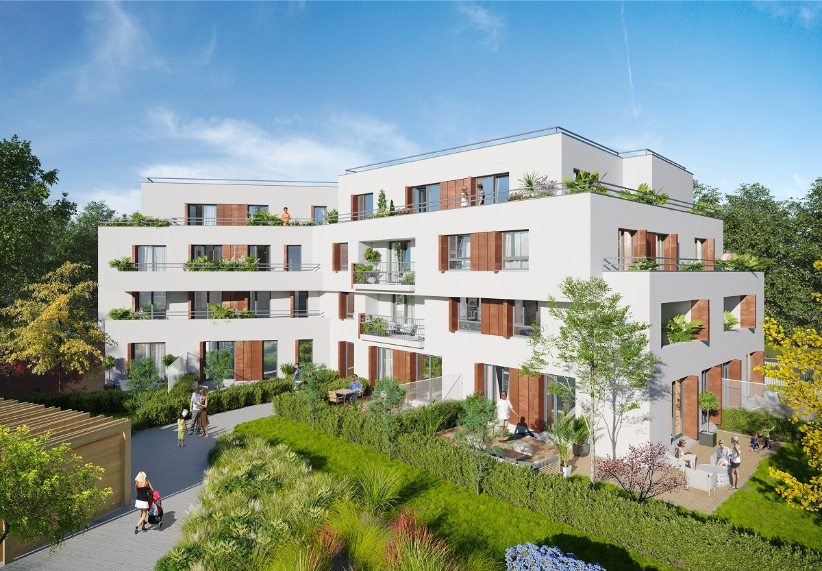 Programme immobilier neuf EMERGENCE