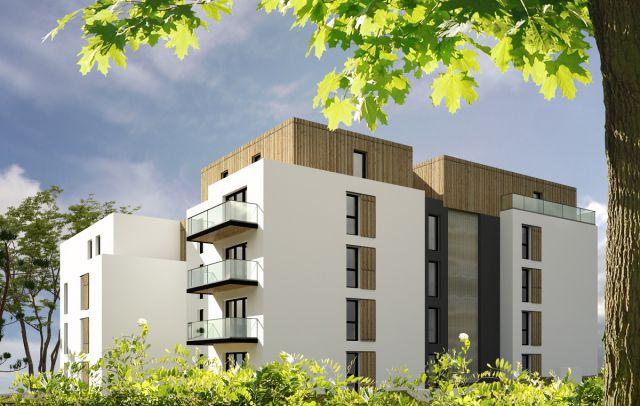 Programme immobilier neuf Green Art