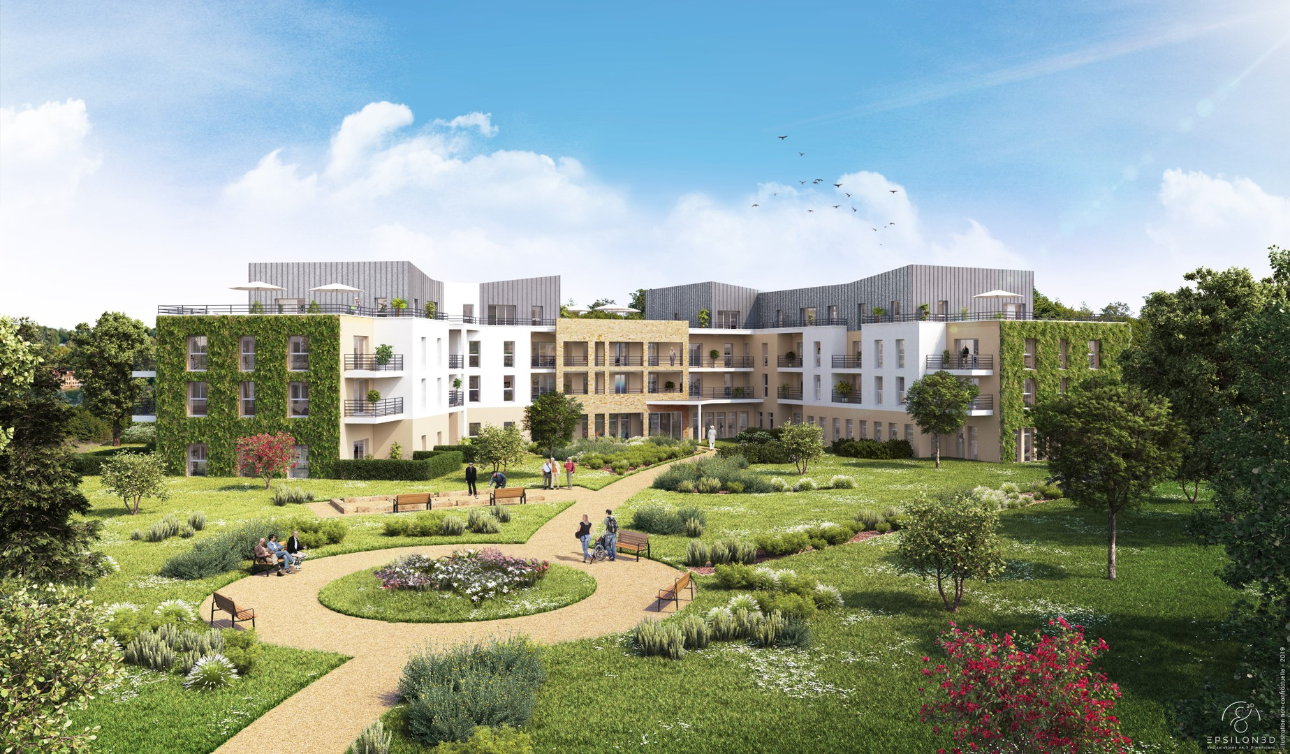 Programme immobilier neuf LES GALOPINS