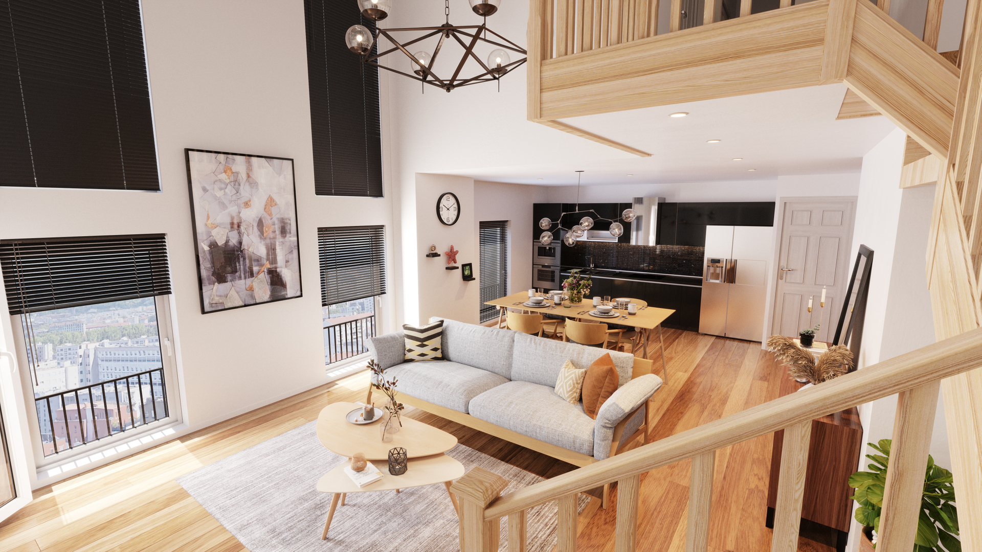 Programme immobilier neuf INTERFACE