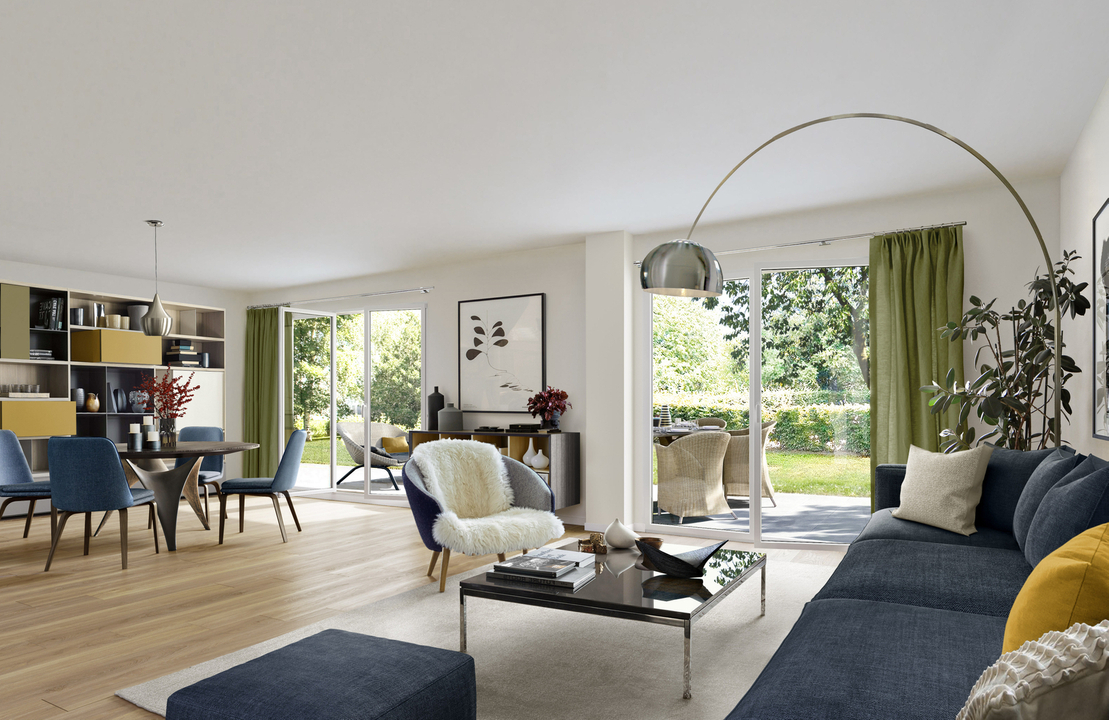 Programme immobilier neuf LE CLOS SIBILLE