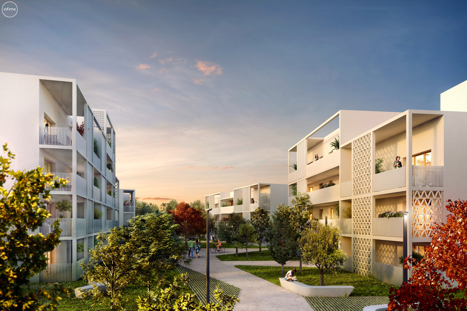Programme immobilier neuf ARBORESENS