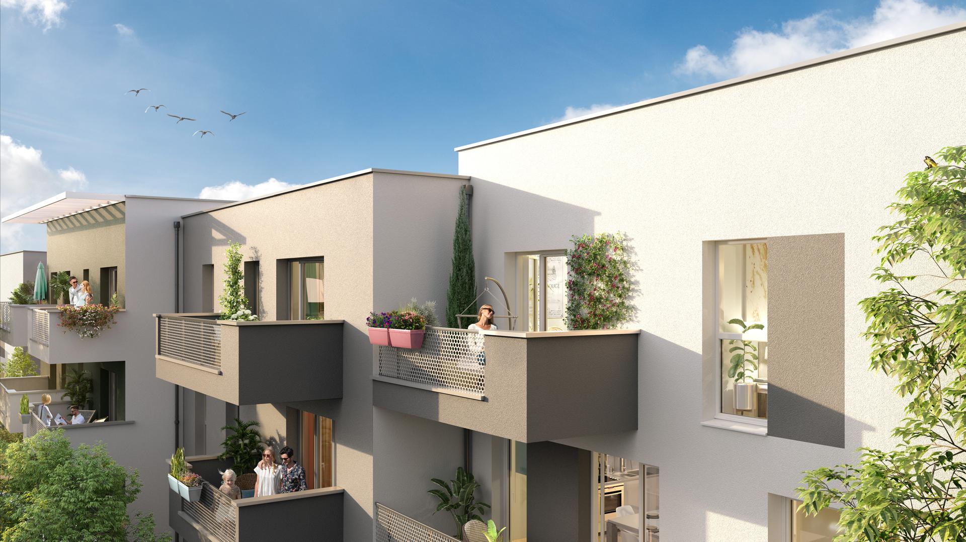 Programme immobilier neuf ROSA RESIDENZA