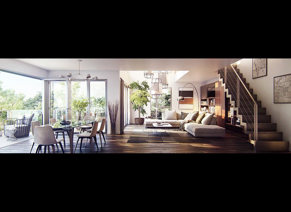 Programme immobilier neuf HORS DU TEMPS